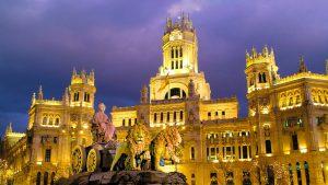 Eurovíkendy v Madridu